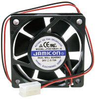Вентиляторы Jamicon DC компактные