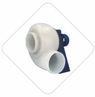 Пластиковые коррозионностойкие вентиляторы