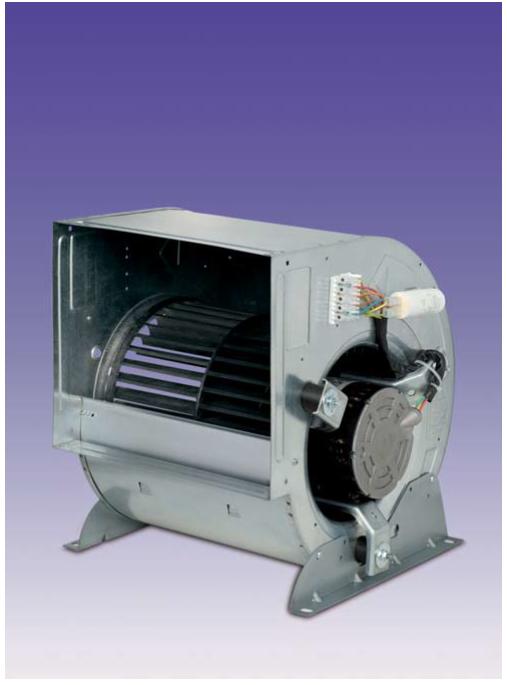 Центробежные вентиляторы ELCO
