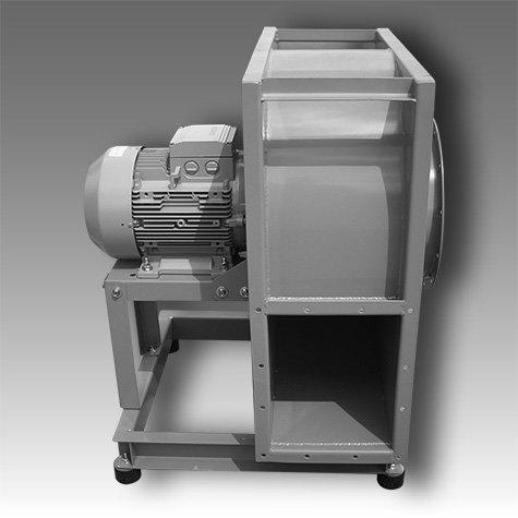 Характеристики Elektror CFMT среднего давления