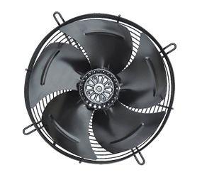 Осевые вентиляторы высоконапорные промышленные